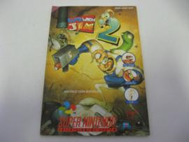 Earthworm Jim 2 *Manual* (EUR)
