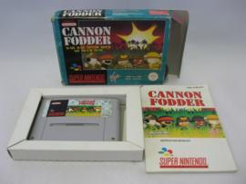 Cannon Fodder (EUR, CIB)