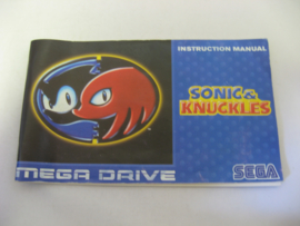 Sonic & Knuckles *Manual*
