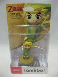 Amiibo Figure - Legend of Zelda: The Wind Waker - Toon Link (New)