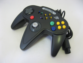 N64 Competition Pro Controller 'Black'