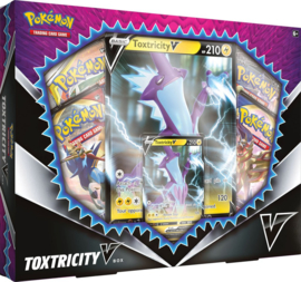 Pokémon TCG: Toxtricity V Box (New)
