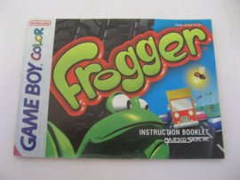Frogger *Manual* (EUR)