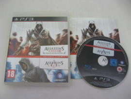Assassin's Creed II GOTY Edition & Assassin's Creed (PS3)