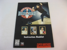 Brunswick World - Tournament of Champions *Manual* (USA)