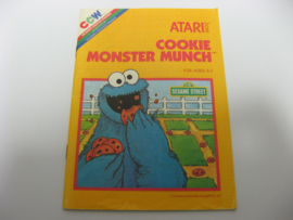 Cookie Monster Munch *Manual*