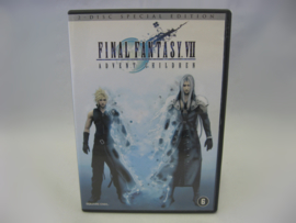 Final Fantasy VII - Advent Children 2-Disc Special Edition (DVD)