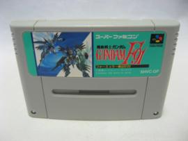 Gundam F91 Formula Senki (SFC)