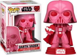 POP! Darth Vader (Valentine's Day) - Star Wars (New)