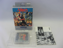 Ninja Gaiden (GG, CIB)
