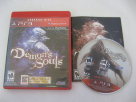 Demon's Souls (PS3, USA) - Greatest Hits -