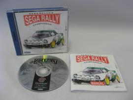 SEGA Rally 2 Championship (PAL)