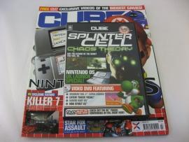 CUBE Magazine #43 w/ DVD