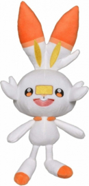 Pokemon - Sword and Shield - Scorbunny Plush 20cm (New)