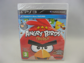 Angry Birds Trilogy (PS3), Sealed
