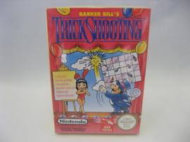 Barker Bill's Trick Shooting - Spanish Version (ESP, Sealed)