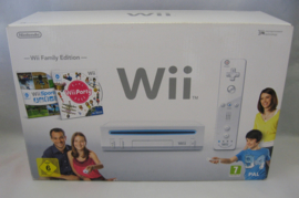 Nintendo Wii Console 'Wii Family Edition' Set (Boxed)