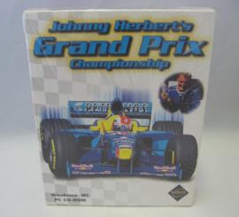 Johnny Herbert's Grand Prix Championship (PC, Sealed)
