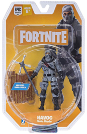 "Fortnite 4"" Action Figure - Havoc (New)"