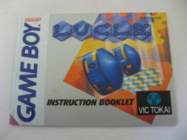 Lucle *Manual* (EUR)