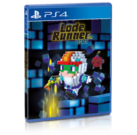 Lode Runner Legacy (PS4, NEW)
