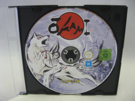 Okami *Disc Only* (Wii)