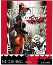 DC Comics Puzzle - Harley Quinn - 500 Pieces (New)