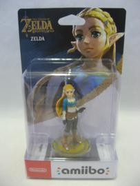 Amiibo Figure - Legend of Zelda: Breath of the Wild - Zelda (New)