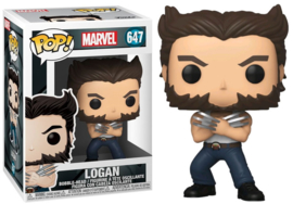 POP! Logan - Marvel X-Men (New)