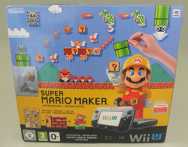 Wii U Premium Pack 32GB 'Super Mario Maker Limited Edition' (Boxed)