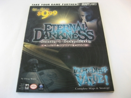 Eternal Darkness Sanity's Requiem - Official Strategy Guide (BradyGames, GameCube)