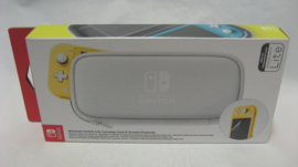 Nintendo Switch Lite Carrying Case & Screen Protector (New)