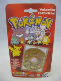 Pokemon PokeROM - Eevee - Collectible CD-ROM (New)