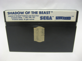 Shadow of the Beast (SMS)