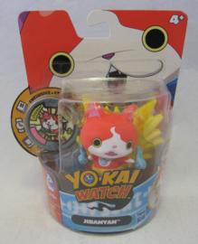 Yo-Kai Watch Medal Moments - Jibanyan Figure (New)