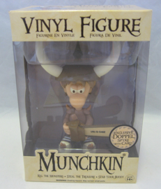 Munchkin - Exclusive Doppel Spyke with Card - Vinyl Figure (New)