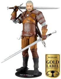The Witcher III Wild Hunt - Geralt of Rivia - Action Figure (New)