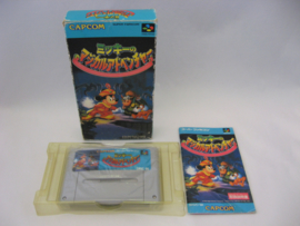 Mickey no Magical Adventure / Magical Quest Starring Mickey Mouse (SFC, CIB)