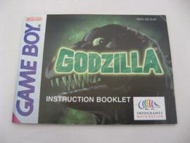 Godzilla *Manual* (EUR)