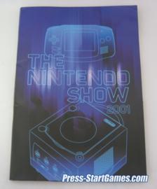 Nintendo E3 2001 Binder - Press Releases