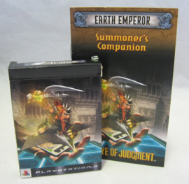 The Eye of Judgment: Earth Emperor Starter Deck