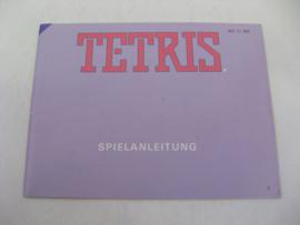 Tetris *Manual* (NOE)