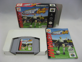 International Superstar Soccer 64 (EUR, CIB)