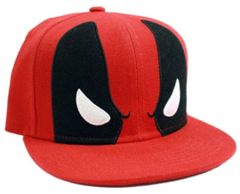 Cap: Marvel - Deadpool Mask Snapback (New)