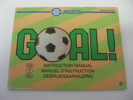 Goal! *Manual* (FRA)