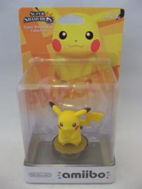 Amiibo Figure - Pikachu - Super Smash Bros (New)