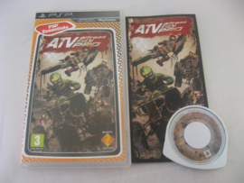 ATV Offroad Fury Pro - Essentials (PSP)