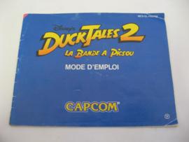 Duck Tales 2 *Manual* (FRA/FRA)
