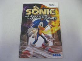 Sonic and the Secret Rings *Manual* (FAH)
