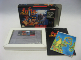 Lufia & The Fortress of Doom (USA, CIB)